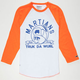 TRUKFIT Feelin Spacey Mens Baseball Tee