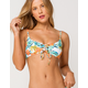 O'NEILL Costa Lace-Up Bralette Bikini Top