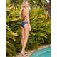 FULL TILT Midnight Blue Bikini Cut Bikini Bottoms