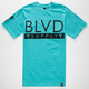 BLVD Frontside Mens T-Shirt