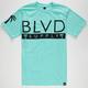BLVD Frontside Mens T-Shirt