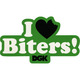 DGK I Love Biters Sticker