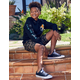 LIRA Camo Boys Shorts
