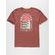QUIKSILVER Magic Tide Mens T-Shirt
