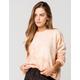 COCO & JAIMESON Tie Dye Womens Sweater