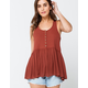 OTHERS FOLLOW Harlow Womens Top