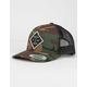 SALTY CREW Tippet Mens Camo Trucker Hat