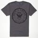 DTA Conspiracy Crest Mens T-Shirt