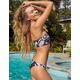 O'NEILL Tropic Lace-Up Bandeau Bikini Top