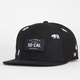 SO CAL Bolt Mens Snapback Hat