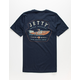 JETTY Finish Line Mens T-Shirt