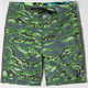 HURLEY Phantom 30 Flamo Tiger Mens Boardshorts