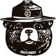 CALI'S FINEST Smokey Sticker