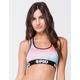 PSD x Sommer Ray Tie Dye Womens Sports Bra