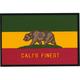CALI'S FINEST Bear Sticker