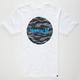 HURLEY Brand Flammo Mens T-Shirt