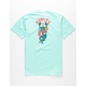 HURLEY Scorpion Mens T-Shirt