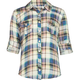 FULL TILT Plaid Girls Shirt