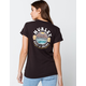 HURLEY Surf & Enjoy Womens Tee