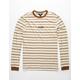VOLCOM Fluxer Knit Stripe Mens T-Shirt
