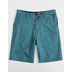 VOLCOM Frickin Surf N Turf Mix Boys Blue Shorts