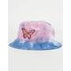 Tie Dye Womens Bucket Hat
