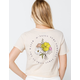 O'NEILL Cool Blooms Womens Baby Tee