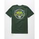 VANS Tri Circle Gradient Mens T-Shirt