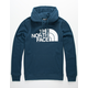 THE NORTH FACE Half Dome Blue Mens Hoodie