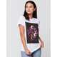 FULL TILT Botanical Flower Womens Tee