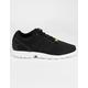 ADIDAS ZX Flux Black & White Shoes