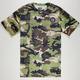 NEFF Ranger Camo Mens T-Shirt