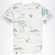 LIRA Aloha Mens Pocket Tee
