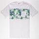QUIKSILVER Hula Fever Mens Pocket Tee