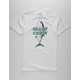 SALTY CREW Up N Down Mens White T-Shirt