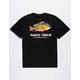 SALTY CREW Pargo Mens Black T-Shirt