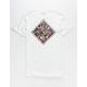 SALTY CREW Tippet Trio Mens White T-Shirt