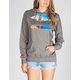 NOR CAL City Bear Womens Hoodie