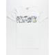 SALTY CREW Puerto Mens T-Shirt