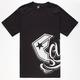 FAMOUS STARS & STRAPS Sidestripe Family Mens T-Shirt