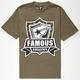 FAMOUS STARS & STRAPS Mission Camo Mens T-Shirt