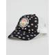 BILLABONG Shenanigans Girls Black Trucker Hat