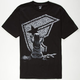 FAMOUS STARS & STRAPS Dark Spirit Mens T-Shirt