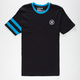 HURLEY Block Party Deluxe Mens T-Shirt