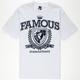 FAMOUS STARS & STRAPS Trigger Mens T-Shirt