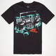FAMOUS STARS & STRAPS Boom Boom Mens T-Shirt