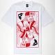 FAMOUS STARS & STRAPS MSA Card Mens T-Shirt