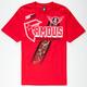 FAMOUS STARS & STRAPS Camo Crew Mens T-Shirt