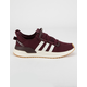 ADIDAS U_Path Run Maroon Shoes