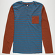 RIP CURL The Point Mens Henley